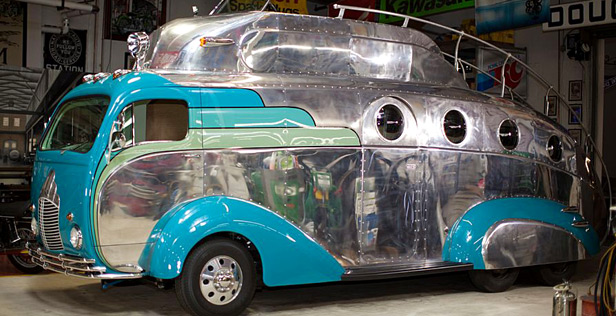 The Blastolene Decoliner Camper Eye Candy The Comet