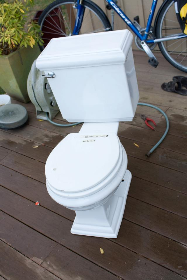 Cheap Kohler Toilets : cheap The Comet Camper