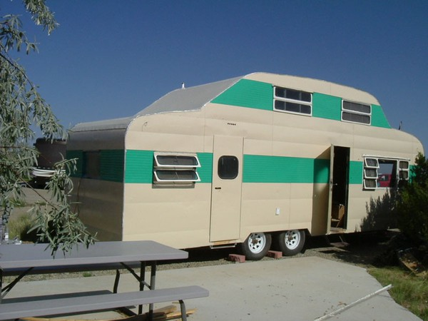 Now Check Out This Awesome Vintage Trailer