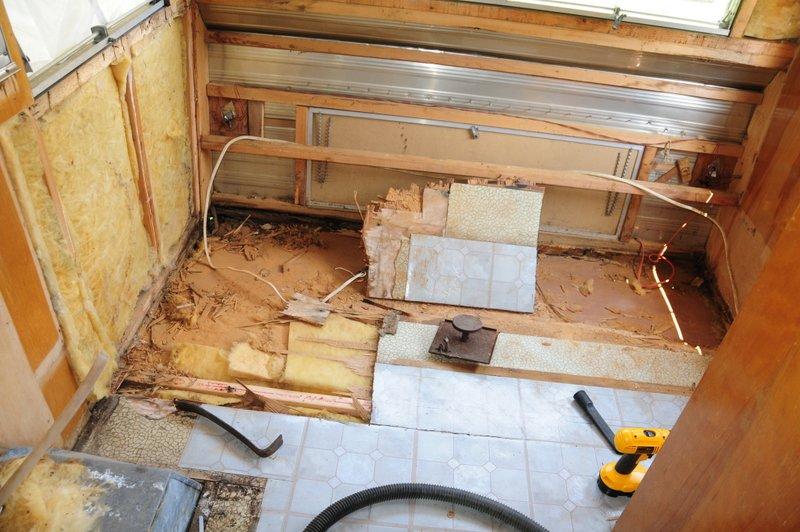How To Repair Rv Floor Rot Gurus Floor
